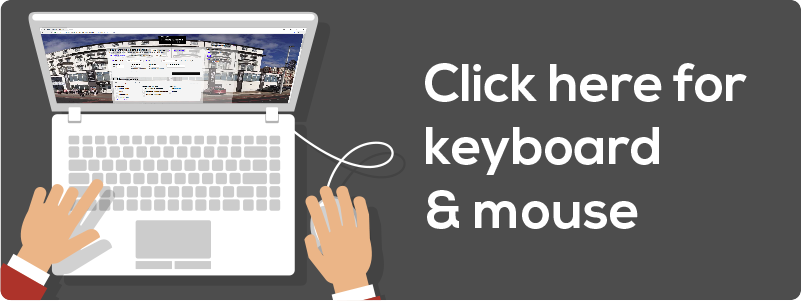Click here for keyboard and mouse